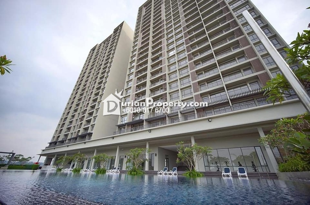 Condo For Rent at The Gardens, Kota Kinabalu