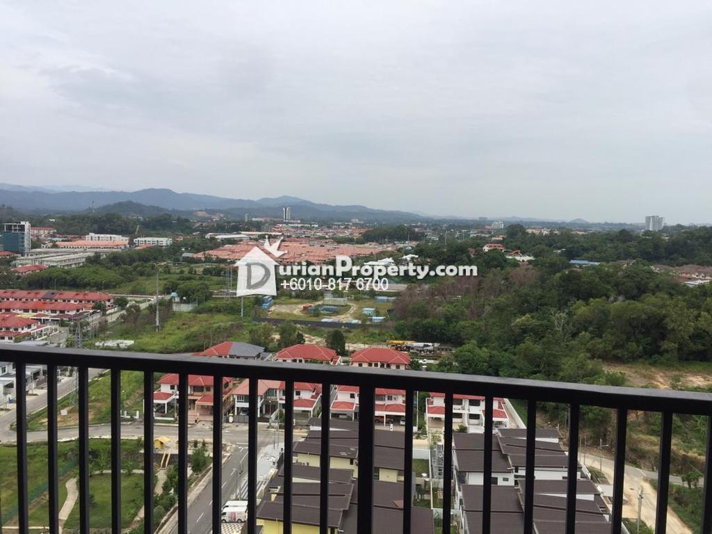 Condo For Rent at The Gardens, Kota Kinabalu
