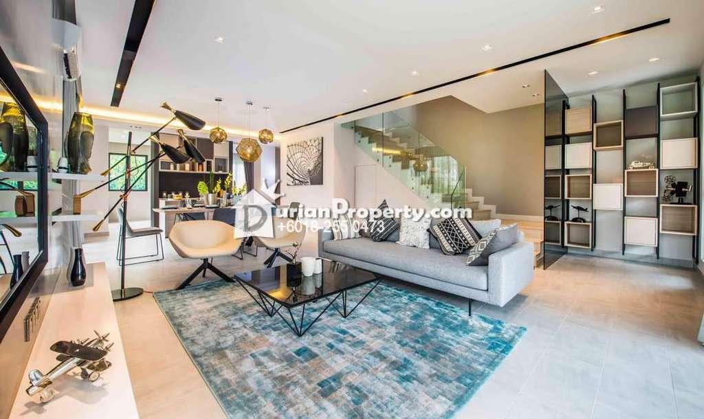 Terrace House For Sale at Diamond City, Semenyih