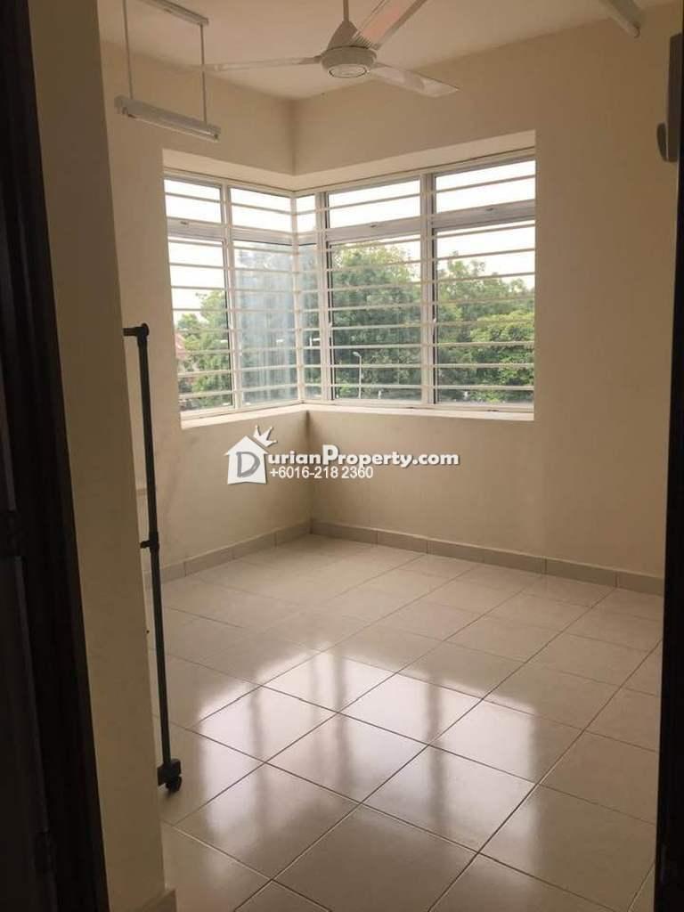 Apartment For Rent at Residensi Warnasari 2, Bandar Puncak Alam