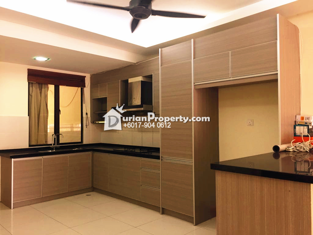Terrace House For Sale at Cahaya SPK, Shah Alam