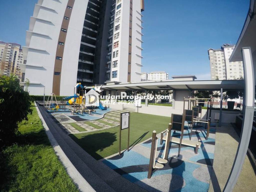 Condo For Sale at Glomac Centro, Bandar Utama