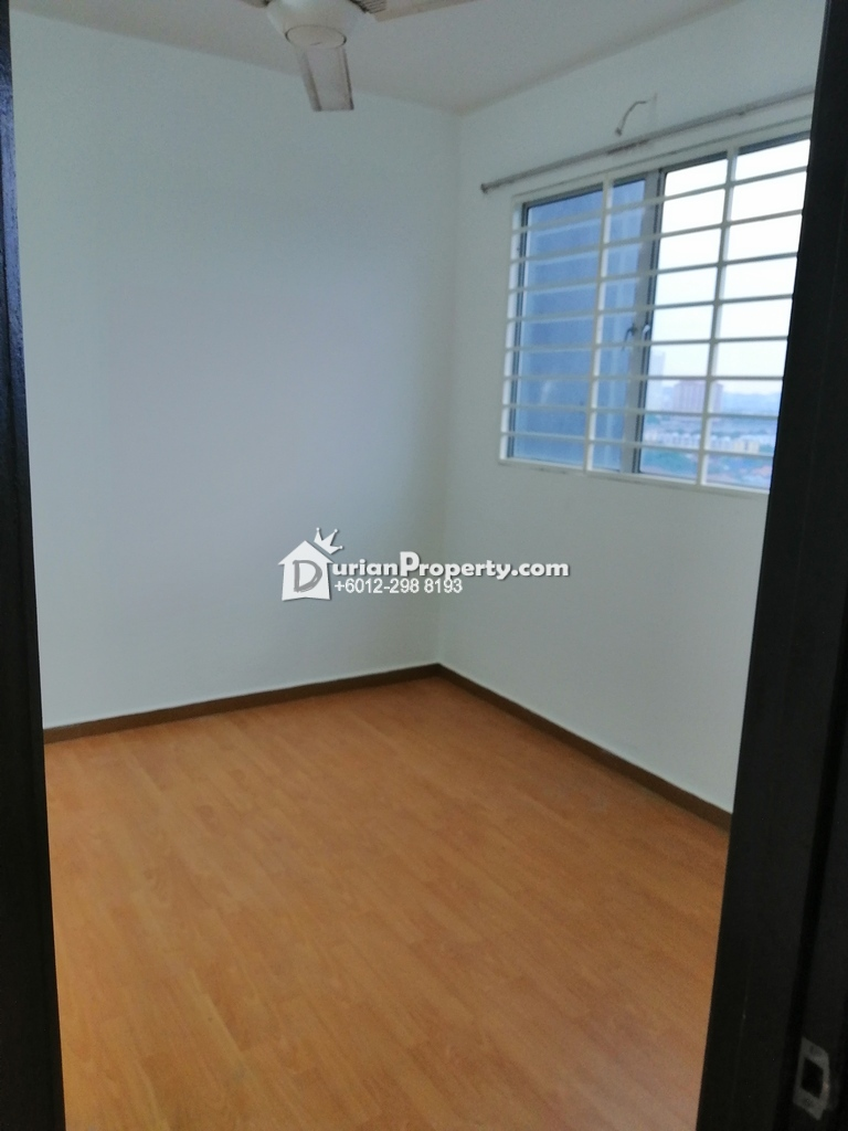 Serviced Residence For Sale at Amara Service Residences, Batu Caves