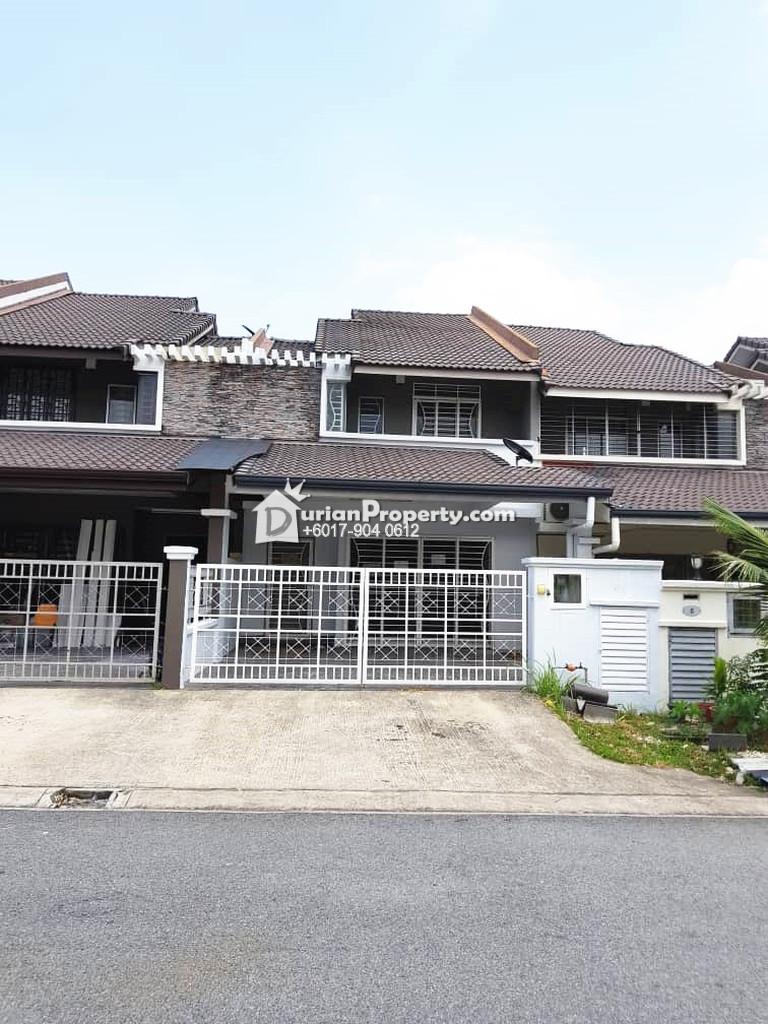 Terrace House For Sale at Alam Nusantara, Setia Alam