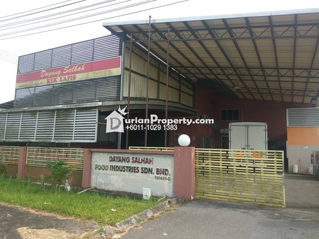Industrial Land For Sale at Kuching, Sarawak