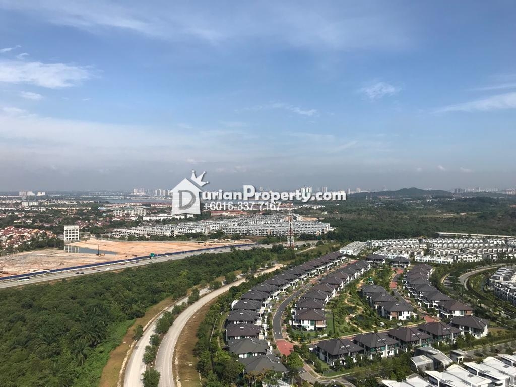 Serviced Residence For Sale at Lakefront Residence, Cyberjaya
