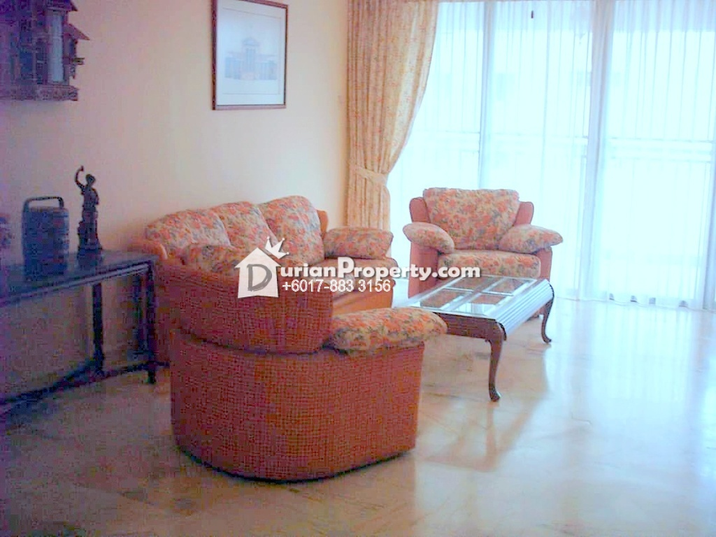 Condo For Rent at Menara Duta 1, Dutamas