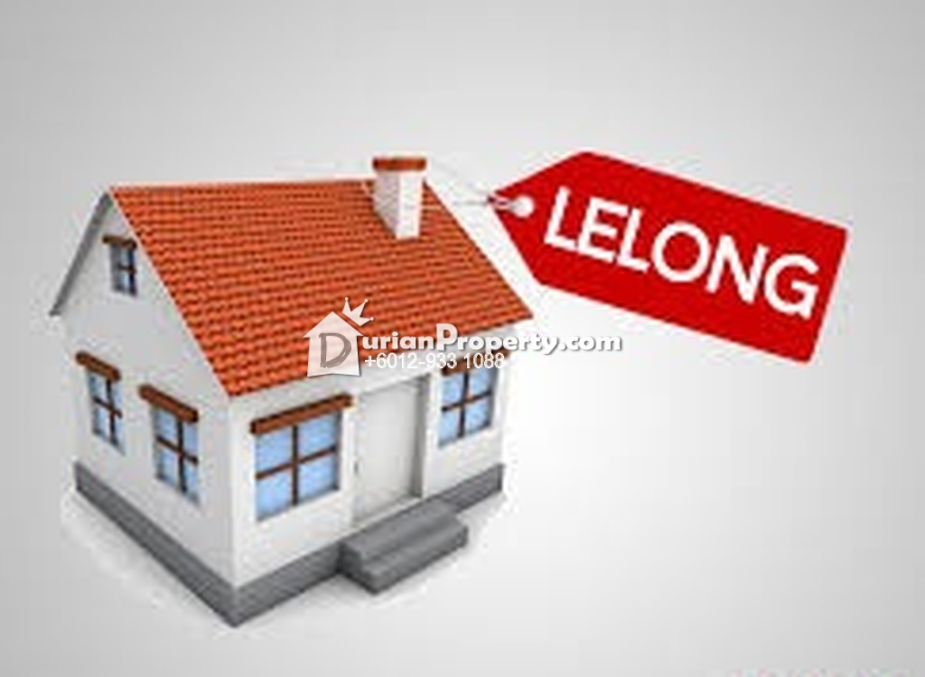 Apartment For Auction at Anjung Villa, Sentul