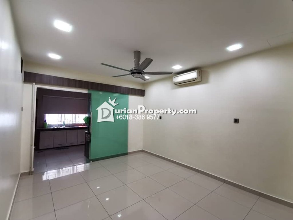 Terrace House For Sale at Setia Impian, Setia Alam