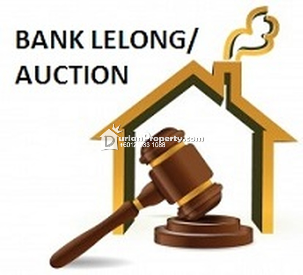 Semi D For Auction at SS3, Kelana Jaya