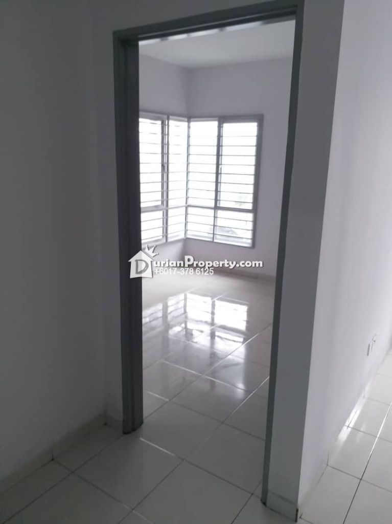 Apartment For Rent at Laguna Biru, Rawang