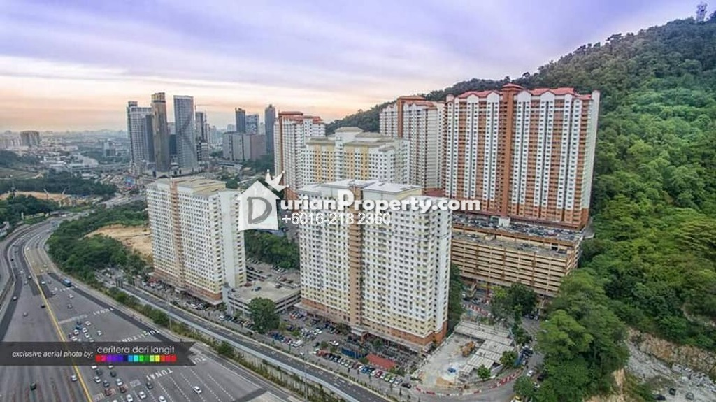 Flat For Sale at Flora Damansara, Damansara Perdana