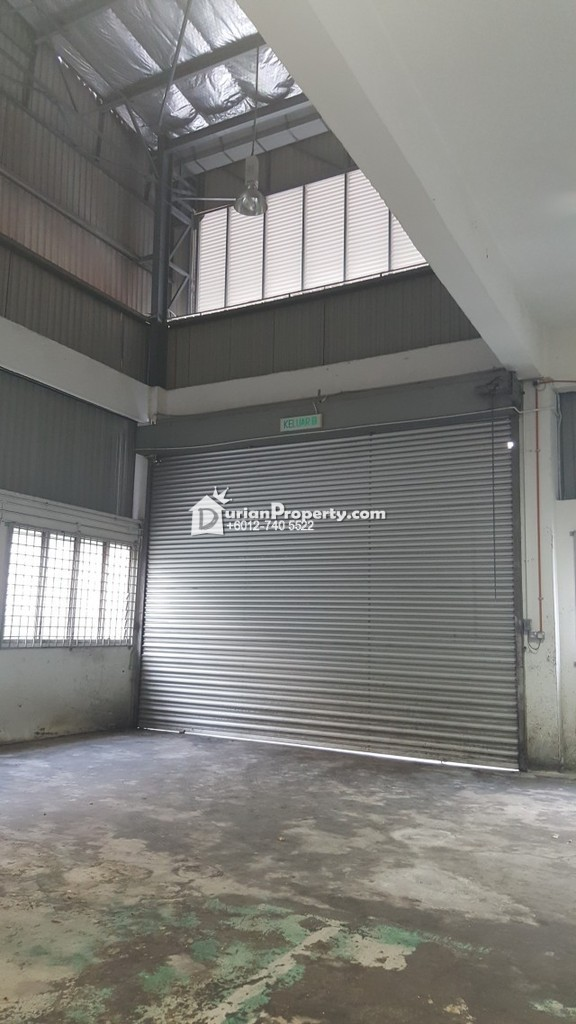 Semi-D Factory For Rent at Temasya Glenmarie, Glenmarie