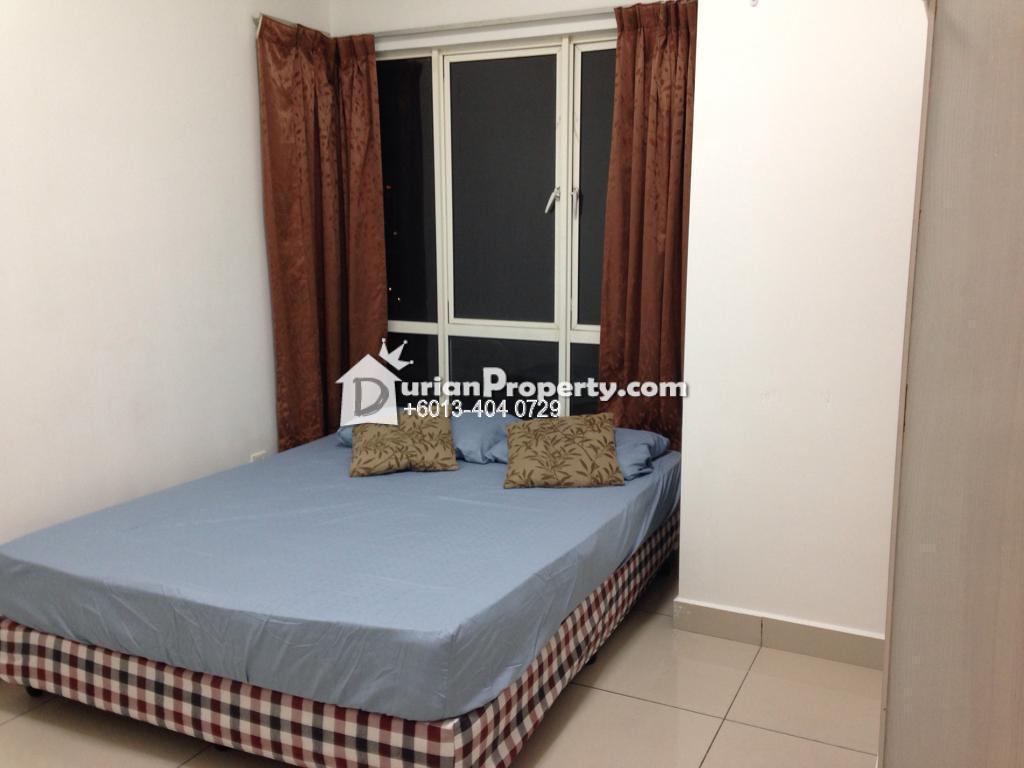 Condo For Rent at Endah Promenade, Sri Petaling