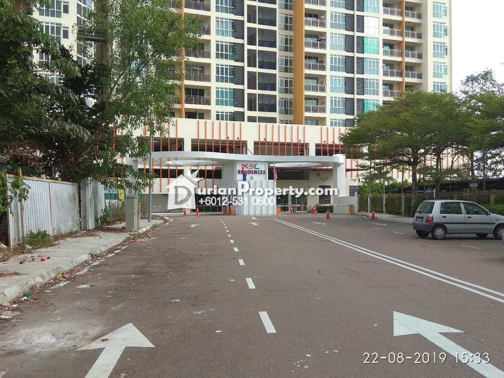 Apartment For Auction at KSL Residences, Johor Bahru