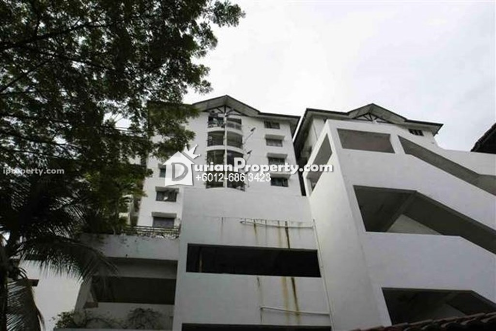 Condo For Sale at Fortuna Court, Taman Yarl