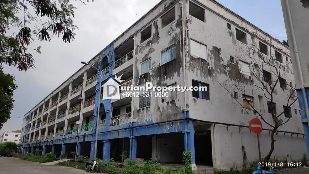 Apartment For Auction at Bandar Armada Putra, Port Klang