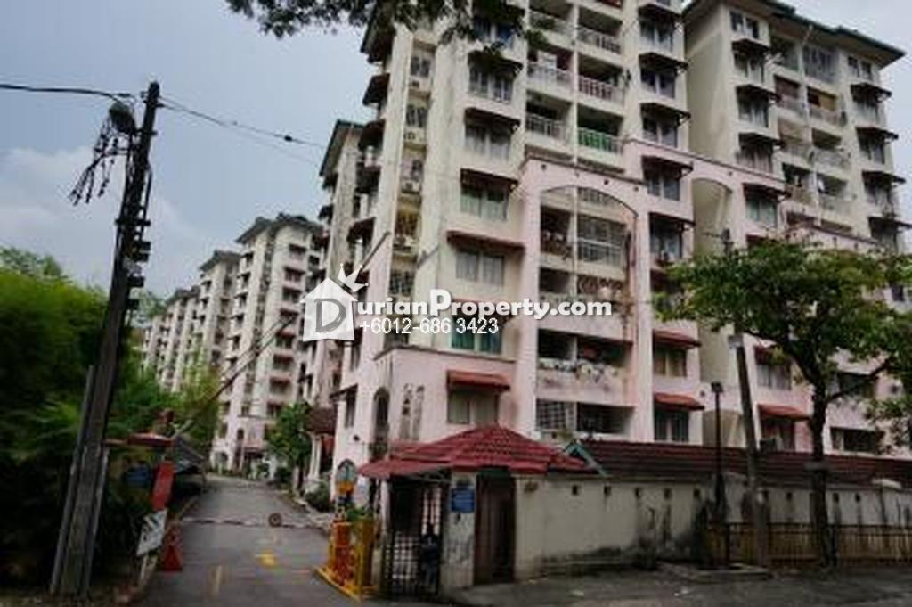 Apartment For Sale at Ixora Apartment, Pudu