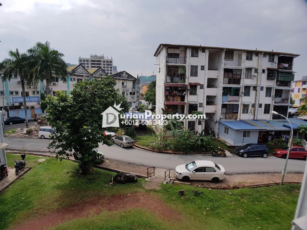 Flat For Sale at Seksyen 1 Wangsa Maju Flat, Section 1