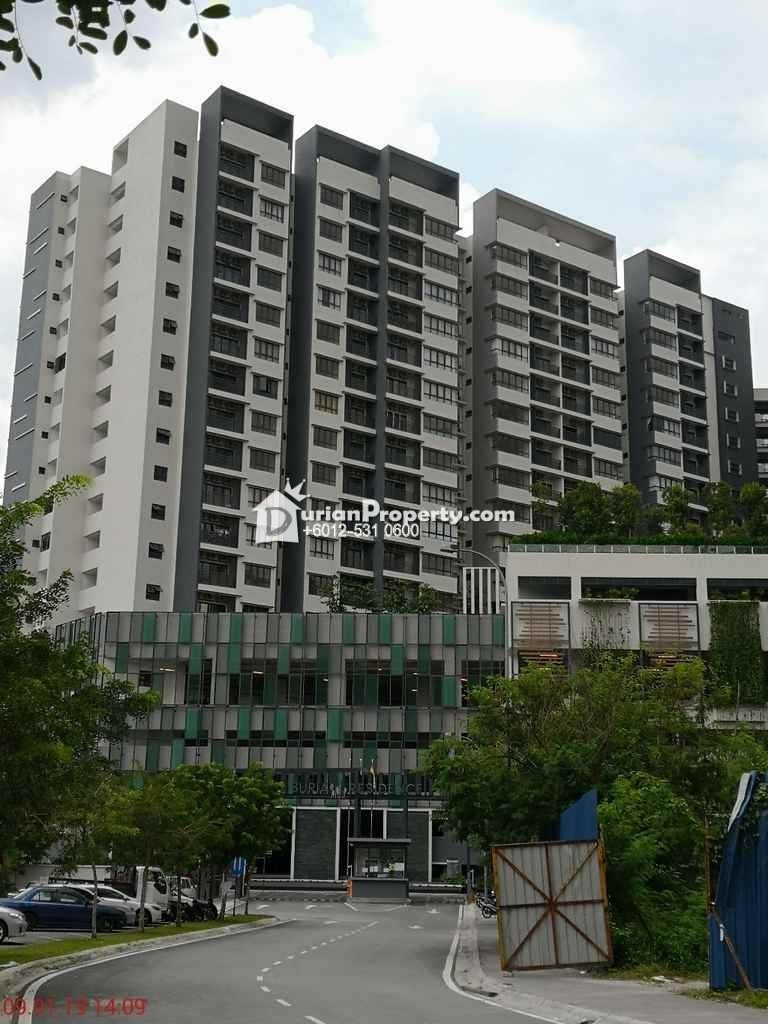 Apartment For Auction at Section U8, Shah Alam