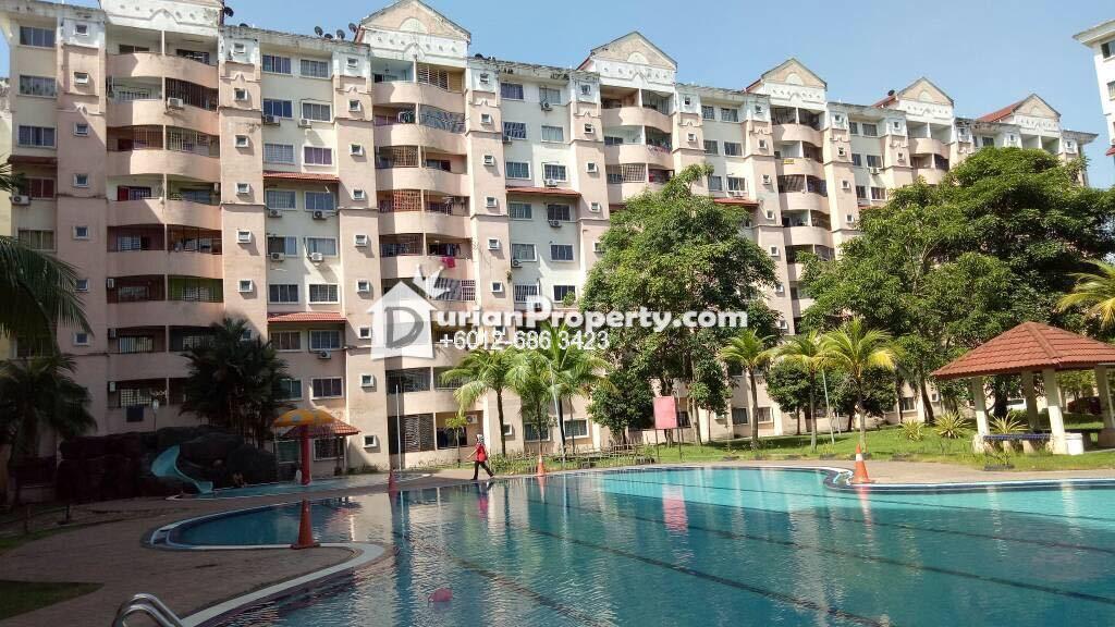 Apartment For Sale at Perdana Villa, Taman Sentosa Perdana