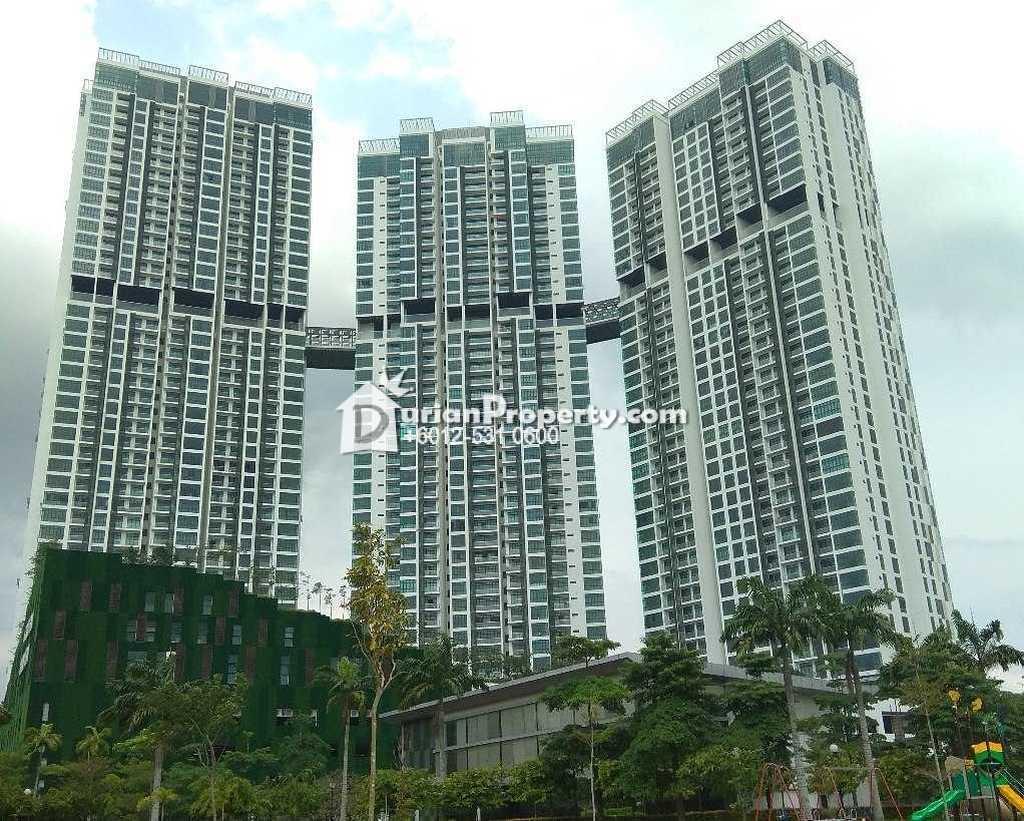 Apartment For Auction at Taman Cahaya Kota Putri, Pasir Gudang