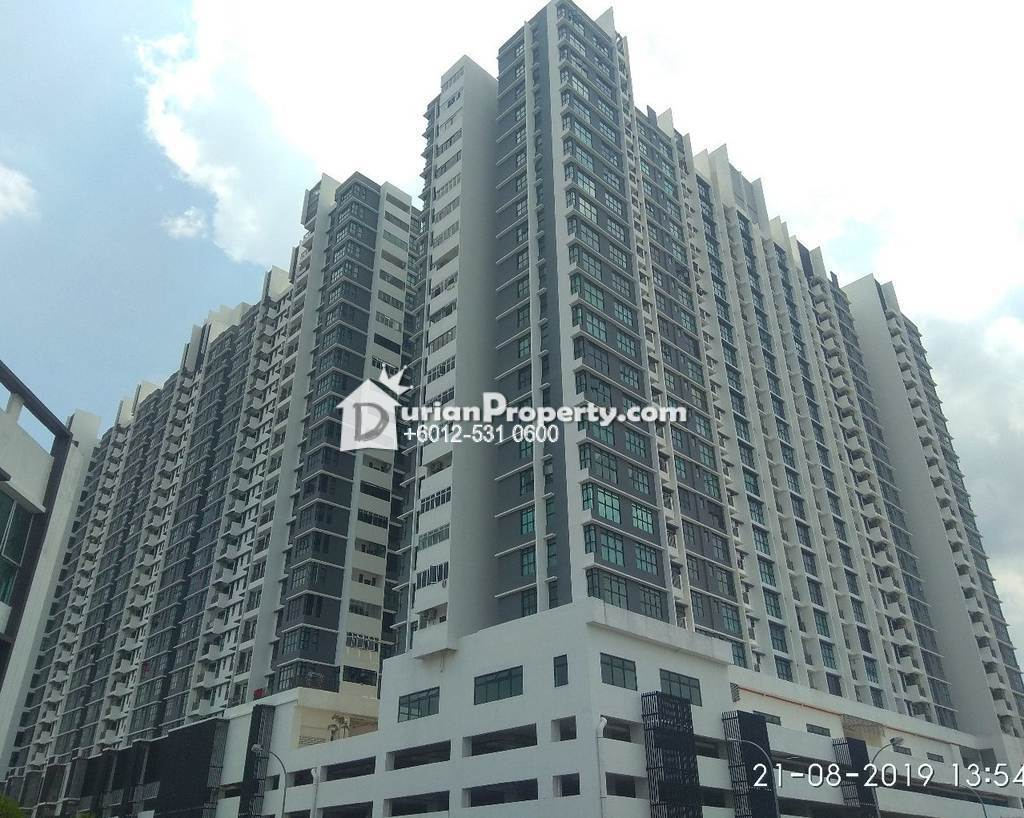 Apartment For Auction at The Garden Residences, Skudai