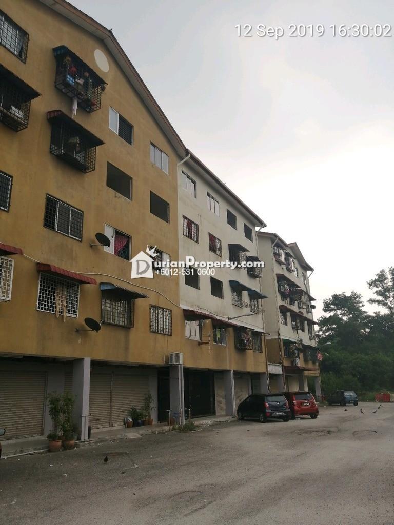 Apartment For Auction at Pangsapuri Sri Bayu, Taman Bayu Perdana