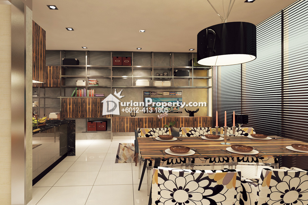 Apartment For Rent at Citizen, Old Klang Road
