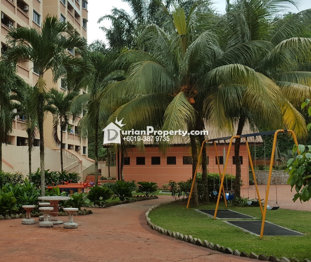 Condo For Rent at Putra Villa, Taman Melati