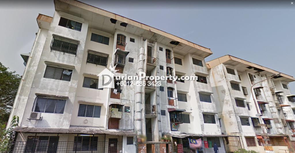 Apartment For Sale at Section 24, Shah Alam