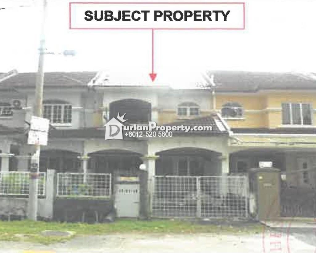 Terrace House For Auction at Bandar Bukit Puchong, Puchong