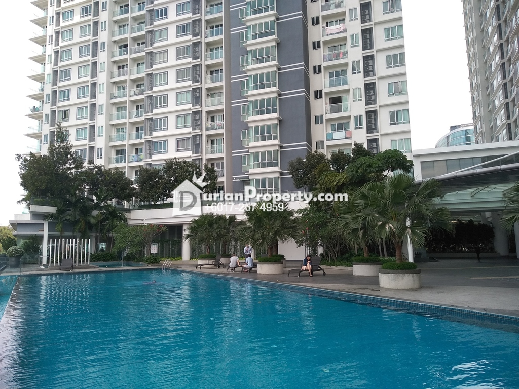 Serviced Residence For Rent at Desa Green Serviced Apartments, Taman Desa