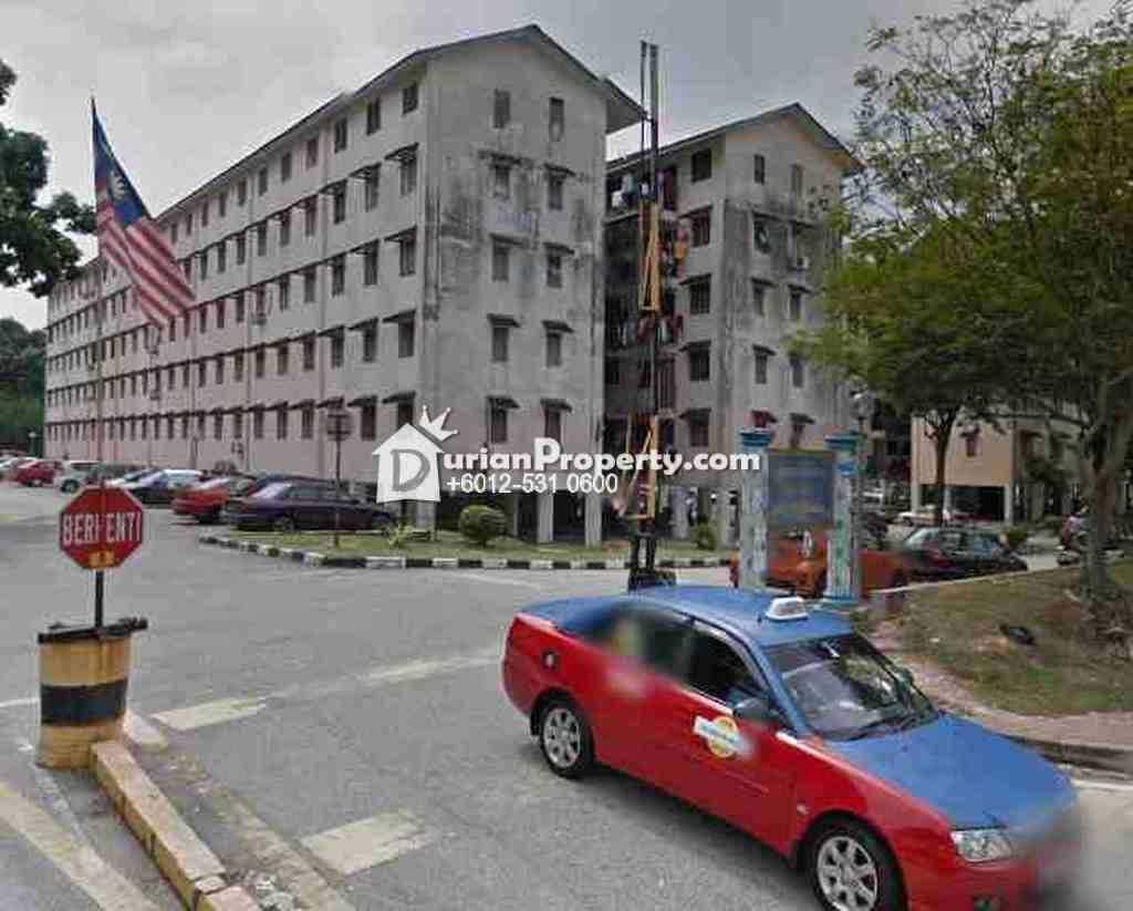 Apartment For Auction at Gugusan Siantan, Kota Damansara