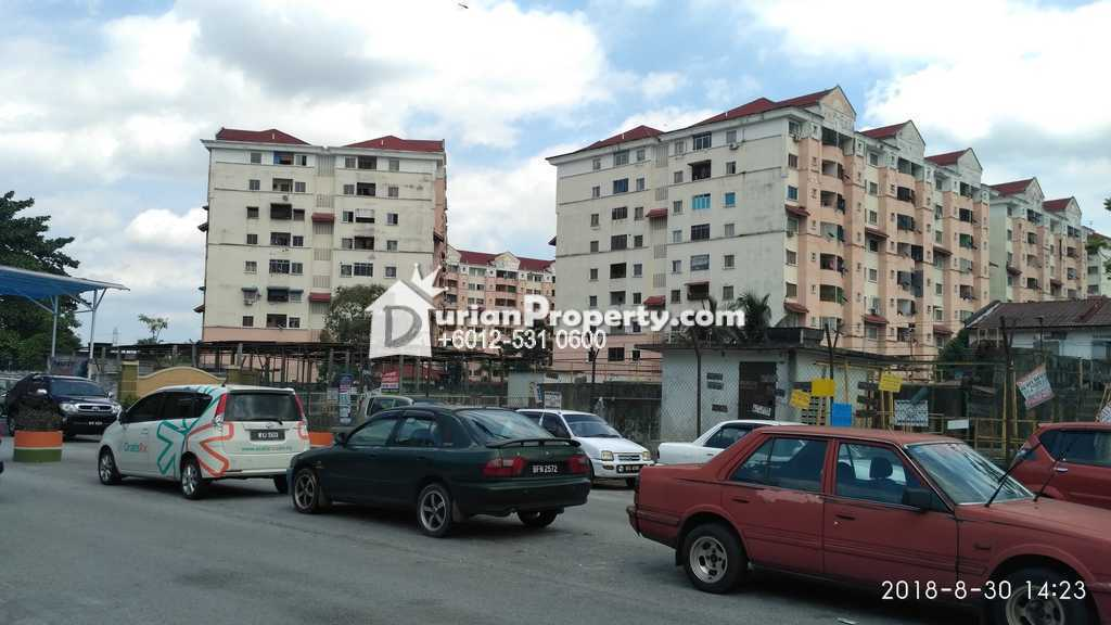 Apartment For Auction at Perdana Villa, Taman Sentosa Perdana