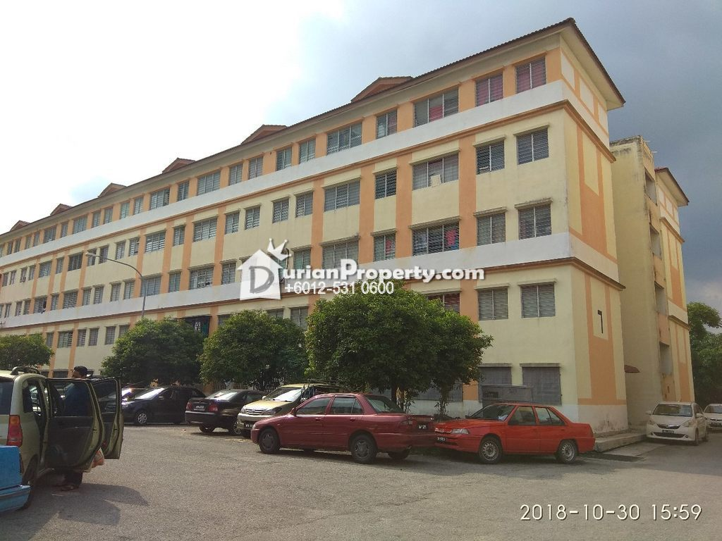 Apartment For Auction at Rumah Pangsa Impian, Bandar Saujana Putra