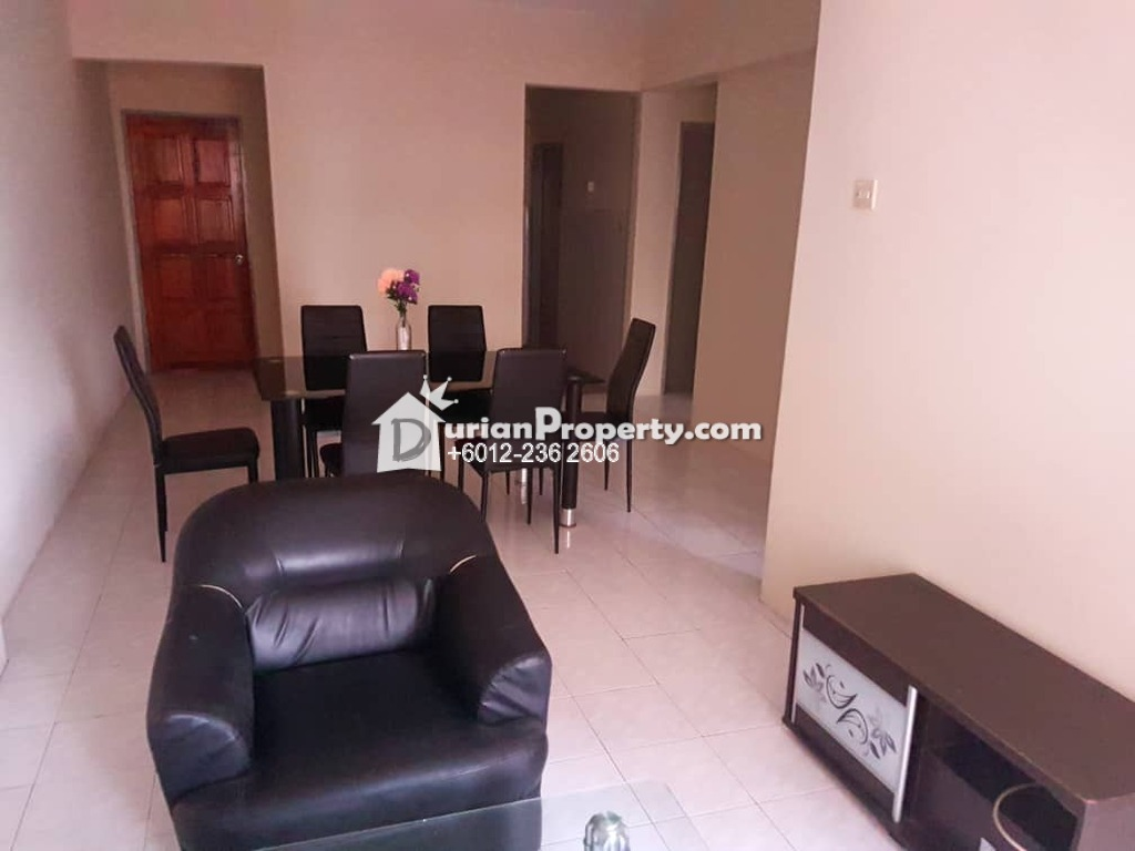 Apartment For Rent at Sri Camellia Apartment, Kajang