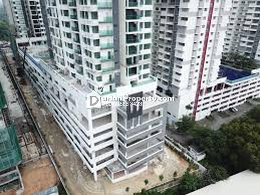 Condo For Sale at Twinz Residences, Bandar Puchong Jaya