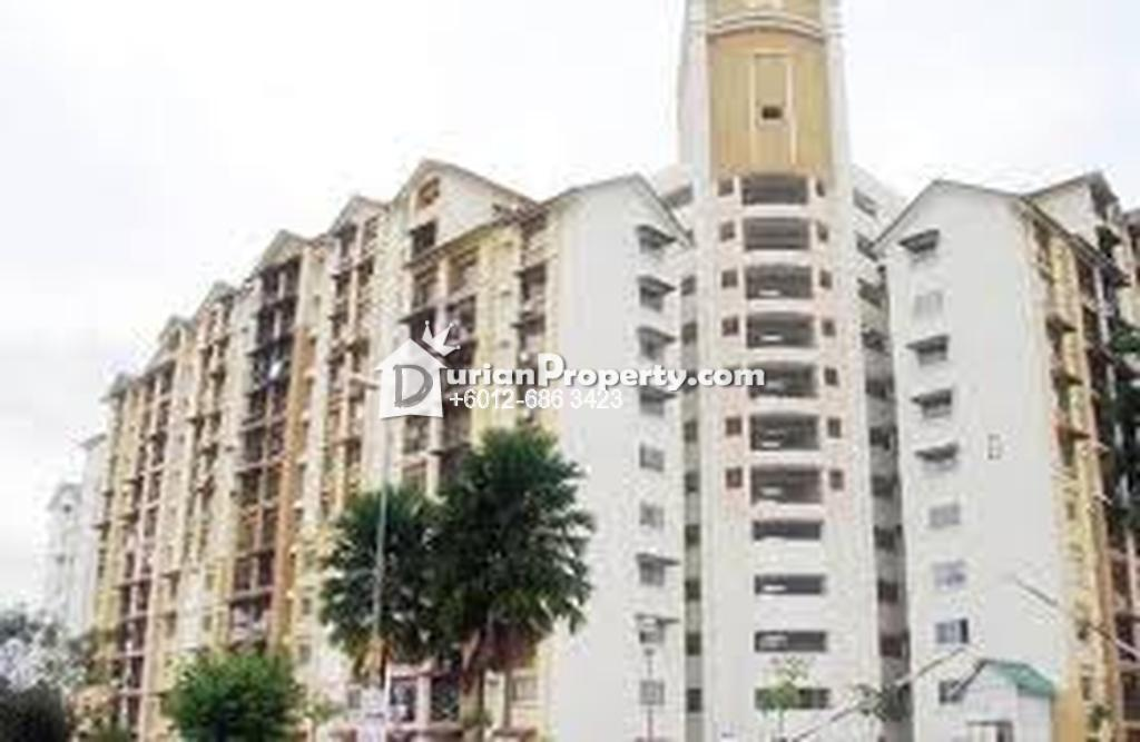 Apartment For Sale at Vista Lavender, Bandar Kinrara