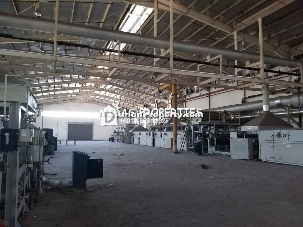 Detached Factory For Rent at Arab Malaysian Industrial Park, Nilai