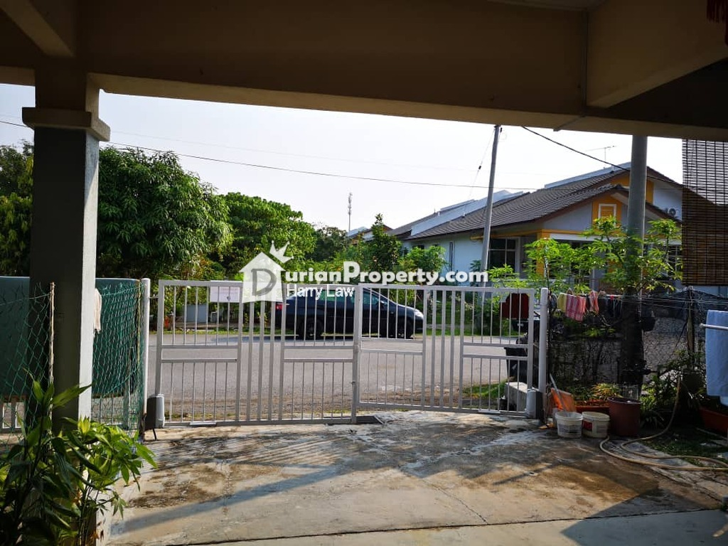 Terrace House For Rent at Taman Krubong Indah, Krubong