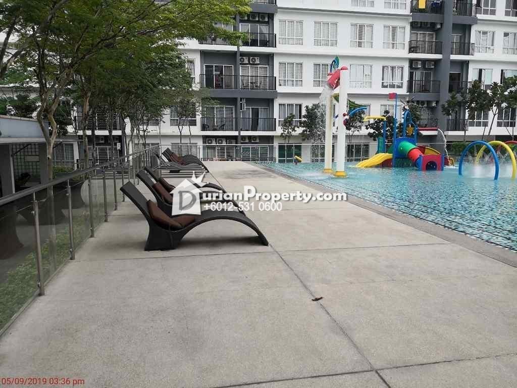 Apartment For Auction at Bandar Saujana Putra, Jenjarom