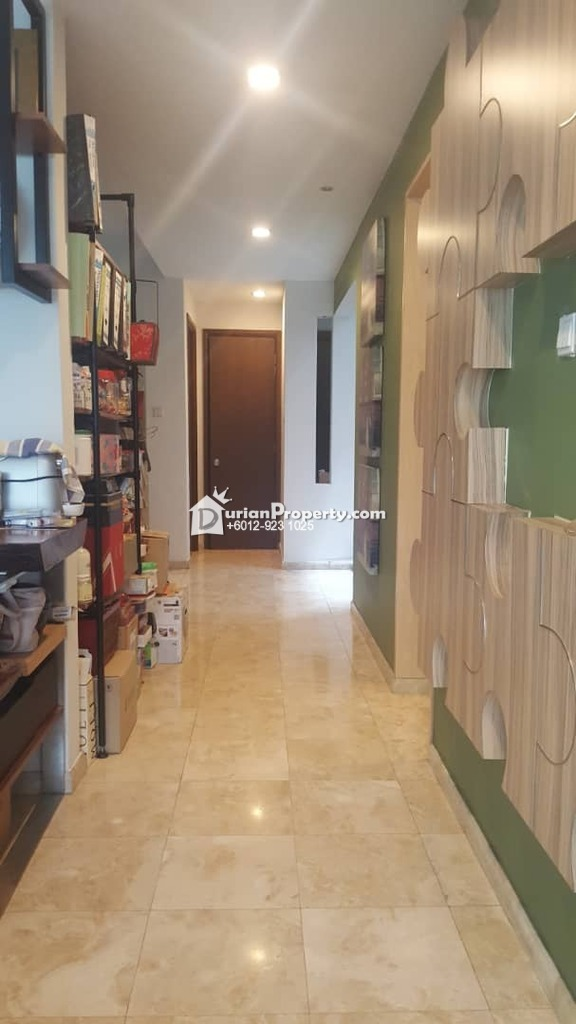 Superlink For Sale at Lake Edge, Puchong