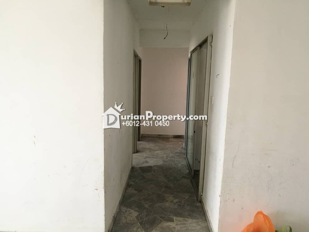 Apartment For Rent at Genting Court, Setapak