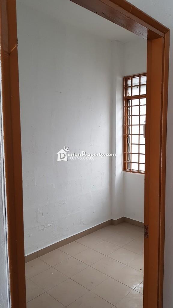 Flat For Rent at Taman Rasah Jaya, Rasah