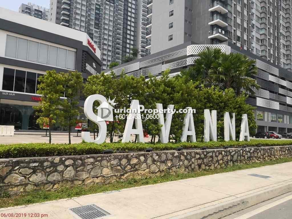 Apartment For Auction at Savanna Serviced Apartment, Dengkil