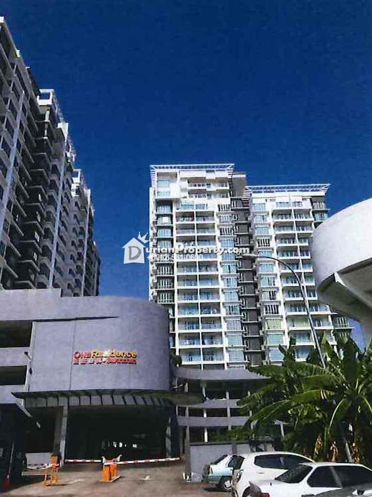 Condo For Auction at One Residence, Sekinchan