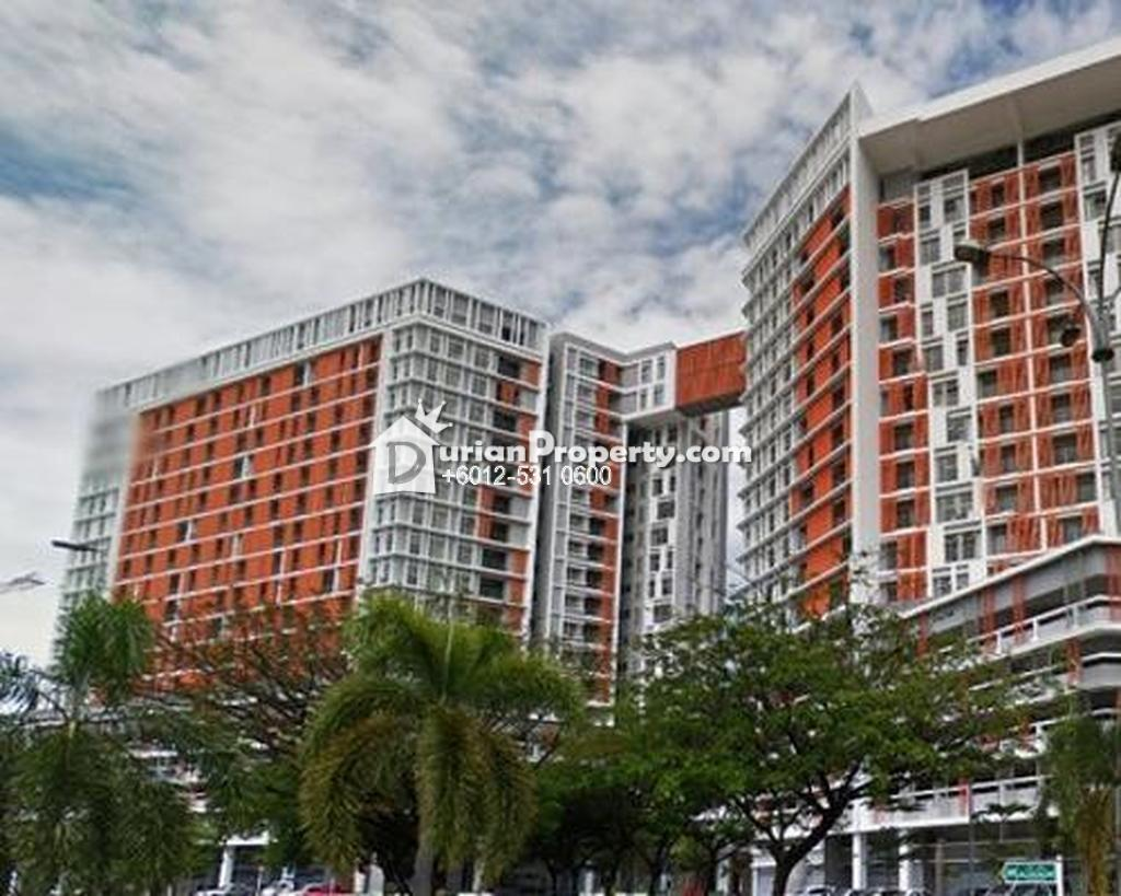 Apartment For Auction at Suria Jelutong, Bukit Jelutong