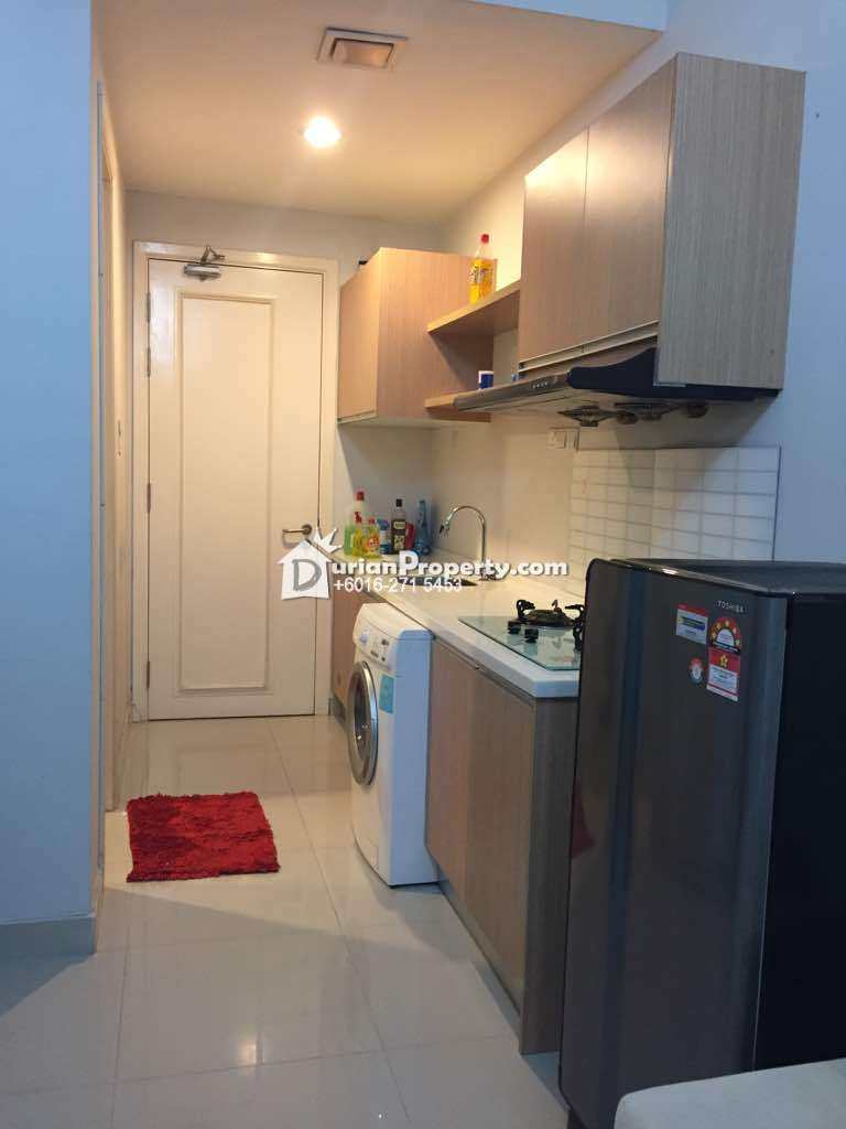 Condo For Rent at Mutiara Residensi, Brickfields