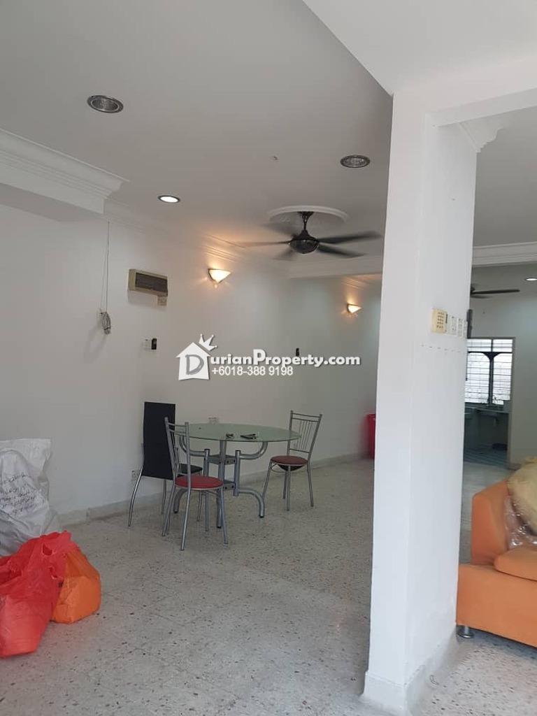Terrace House For Rent at Taman Rasah Jaya, Rasah